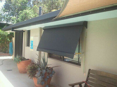 Awnings Roll Up Colour Creamy/beige