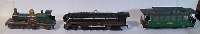 Model Train N Lot Of  Locomotive Duke Of Connaught Lionel 746  And Trolley
