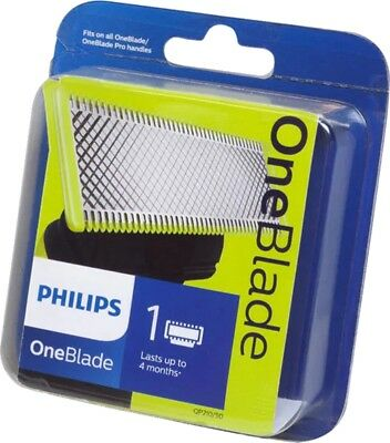 Philips OneBlade QP210/50 Replaceable Blade Head - BEST PRICE - 1 Blade