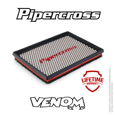 Pipercross Panel Air Filter for Land Range Rover P38 2.5TD (09/96-04/02) PP1687
