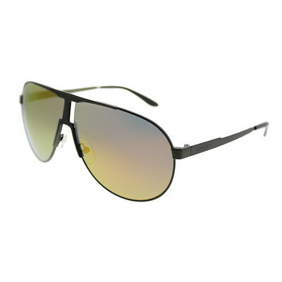 695847e6f7 Carrera New Panamerika S 0R8 Ruthenium Aviator Sunglasses Orange Flash lens  64mm