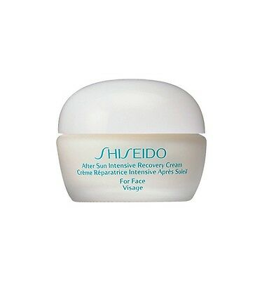 Shiseido After Sun Intensive Recovery Cream For Face 40Ml