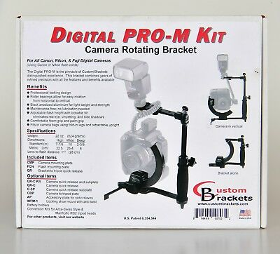Custom Brackets Digital Pro-M with Extras