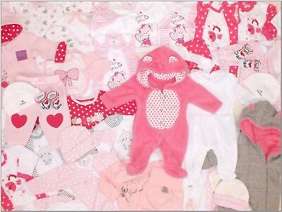 44tlg Set Baby Starterset GR 56 62 68 First Outfit Dream Package Princess