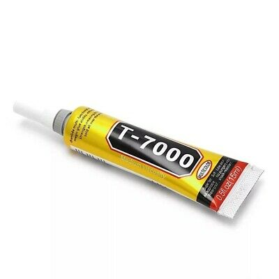 T7000 Glue 15ml T-7000 Black Multipurpose Adhesive Diy Jewelry Rhinestones Fix