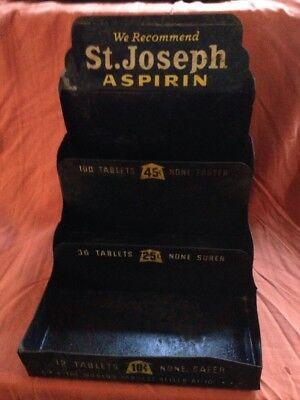 We Recommend St Joseph Aspin Store Display Tin