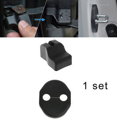 Car Door Lock Cover Stopper Protection For MITSUBISHI LANCER EX ASX *1set