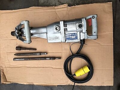 110v Kango 750 Hammerdrill /breaker ,serviced,GWO new chisels