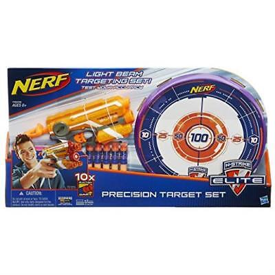 Outdoor Toy Nerf N-Strike Elite Precision Target Set Colors Vary Gift Xmas New