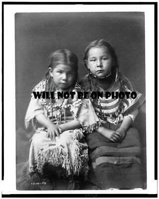 Native American Indian Cherokee Apache Cree Comanche Sioux Photo Picture 8x10