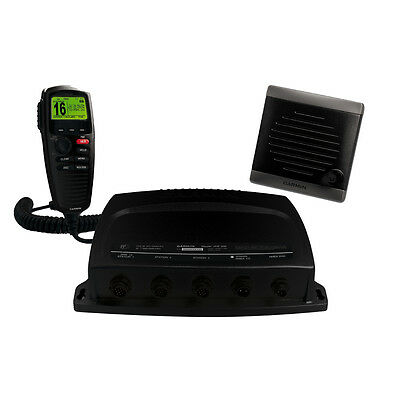 Garmin VHF300 VHF Radio Black  model 010-00756-10