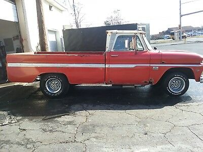 1966 Chevrolet C-10 CUSTOM 1966 57K ORIGINAL MILES