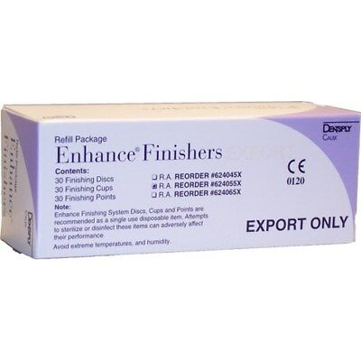 Enhance Finishing Discs By Dentsply - 30/Pk