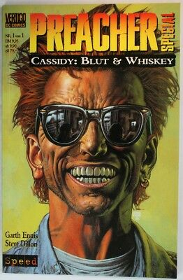 Preacher Special - Band 5: Cassidy - Blut & Whiskey