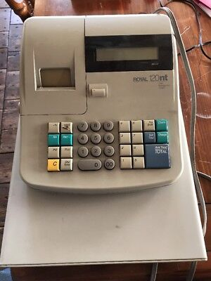 Royal Cash Register 120Nt Cash Management System