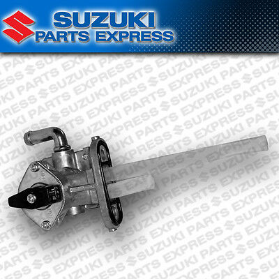 2005 - 2007 Suzuki Eiger Lta Ltf 400 Oem Fuel Petcock On Off Valve 44300-38F3V