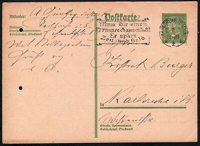 Germany Postcard -  (#945)
