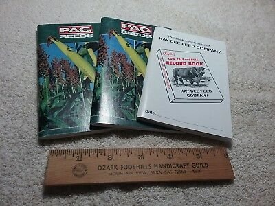 Seed & Feed Pocket Notebooks