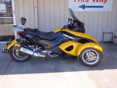 2008 Can Am Spyder RS SM5 - Like New - Only 11,000 klms