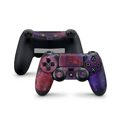 Galaxy Skin For Sony Playstation 4 Dualshock Wireless Controller PS4