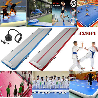 Air Track Inflatable Floor Home Gymnastics Tumbling Mat GYM Competition Mat  LOT