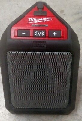 Milwaukee M12 Wireless Jobsite Speaker Model# 2592-20