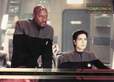 Complete Star Trek DS9 Ultra Rare RAUKDS9 Promo Card 85/500