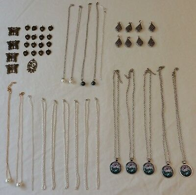 Jewellery lot (new) - includes sterling silver