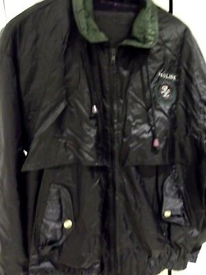 PROLINE Australia Mens Waterproof Jacket & Trousers Set Rain Suit Golf Size S GC