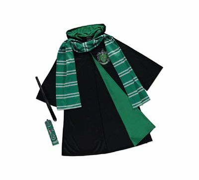 George Harry Potter Slytherin Draco Malfoy Fancy Dress Costume Outfit Book Day