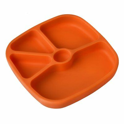TTLIFE Silicone baby suction plate ,Infant Toddlers Kids Non-skid Tray, Portab