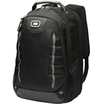 OGIO Pursuit Motorcycle Street Backpack-Black