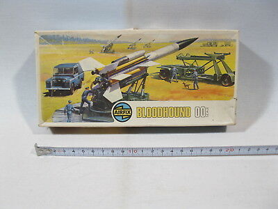 Airfix 02309  Bristol Bloodhound Missile 1:00  lose in box  mb5009