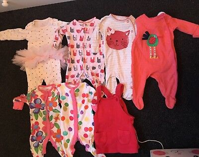 Baby Girl Next Bundle Up To 1 Month