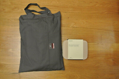NEW Cathay Pacific First Class PYE Airline Pajamas S w/ AESOP Female Amenity Kit