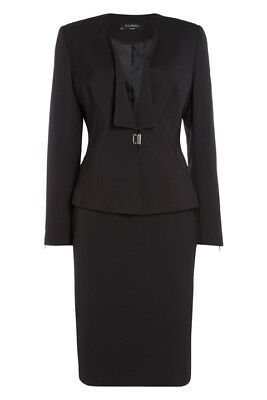 ladies office wear tailored skirt suits 12-20 £89.99