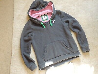 TOGGI Horse Riding Warm Winter Hoody Hoodie Sweat Top Pink Blue 10/12