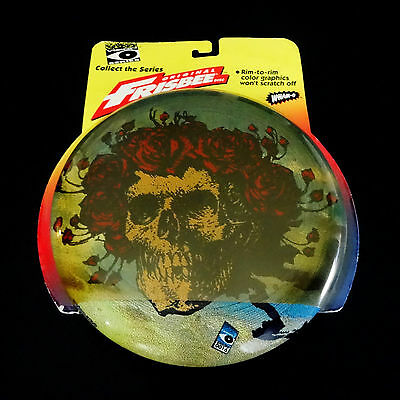 Grateful Dead Frisbee Flying Disc Vintage 1997 Wham-O Mattel Sports Bertha GDM