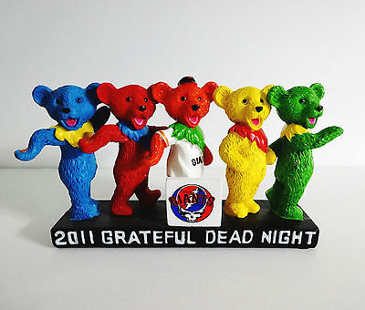 Grateful Dead San Francisco SF Giants Baseball MLB Bobble Dobbles Bears GD 2011