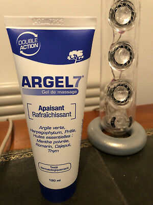 ARGEL 7 GEL DE MASSAGE harpagophytum articulations arthrose rhumatisme tendinite