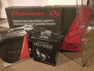 Pioneer DDJ-SR, 2 Channel Digital DJ Controller BOXED With USB Cable BRAND NEW