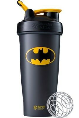 Blender Bottle DC Comics Superhero Series 28 oz. Classic Shaker - Batman