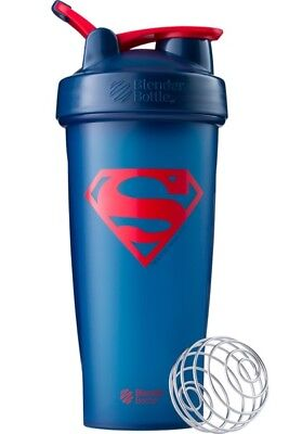 Blender Bottle DC Comics Superhero Series 28 oz. Classic Shaker - Superman