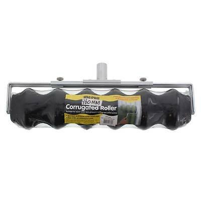 Corrugated Roller Frame and Paint Roller Cover 460mm Unipro For Acrylics Oil