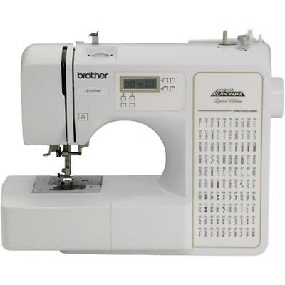 BIG BROTHER SEWING Machine Best Heavy Duty Computerized Easy Custom Brother Computerized Sewing Machine Sc6600a