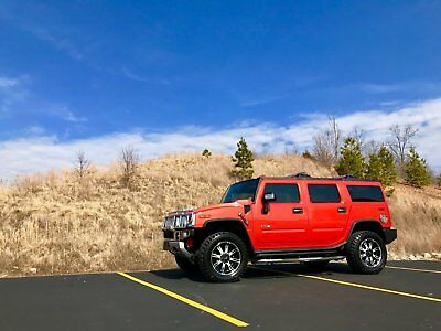 2008 Hummer H2 luxury 2008 hummer h2 58,000 miles clean title