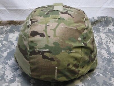 Army Ocp Multicam Ach Mich Kevlar Helmet Cover One Size Fits Most