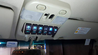 GU Patrol Switch Panel Replacement Sunglass Holder G Trim Roof Console