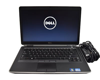 Refurbished Dell Latitude E6430s Intel Core i5-3320M 2.6GHz 4GB 120GB SSD DVDRW