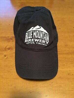 Blue Mountian Brewery Hat Afton Virginia
